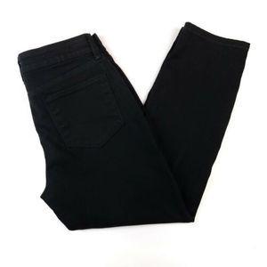 NYDJ Jeans AMI skinny ankle 4P Black